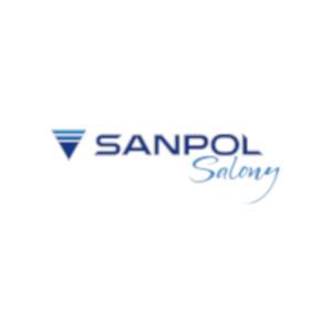 Umywalka nablatowa - Sanpol