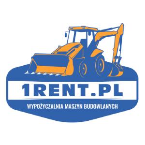 Wynajem układarki do kostki Poznań - 1Rent